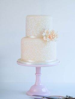 Vintage Couture Cakes