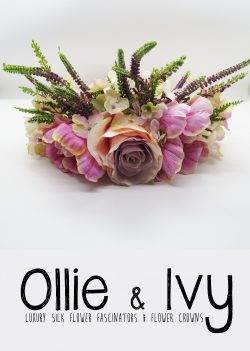 Ollie & Ivy Fascinators