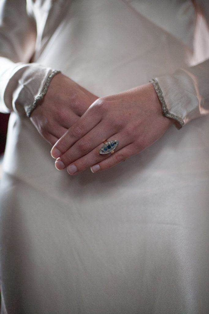 1930s Vintage Wedding by Claire Macintyre and the National Vintage Wedding Fair