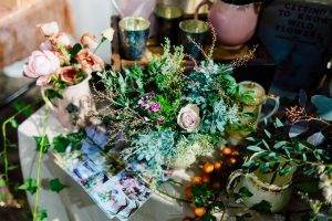 Leamington Spa National Vintage Wedding Fair photo by Amy Rose Deffley