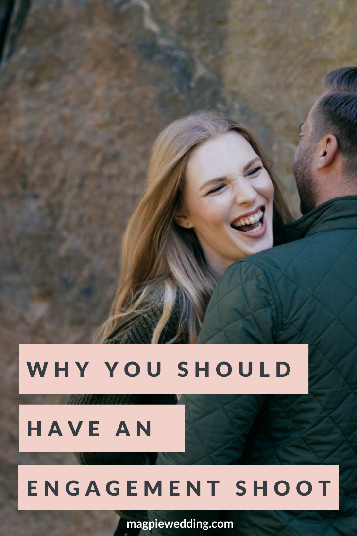 Should you have an engagement shoot before your wedding day?