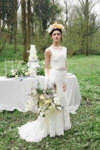 A woodland fairy tale wedding