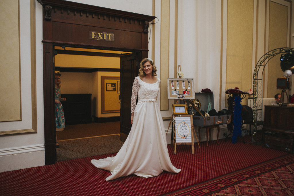 Our Harrogate Wedding Show and Models
