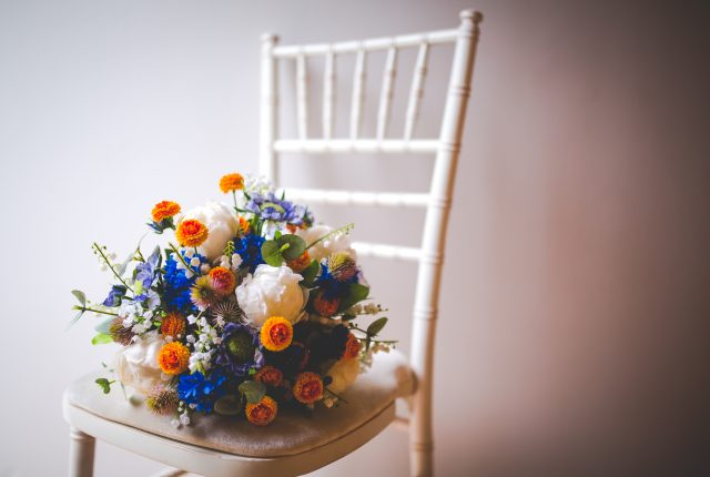 Pretty and Eye Catching Silk Flower Bouquet and Styling Ideas
