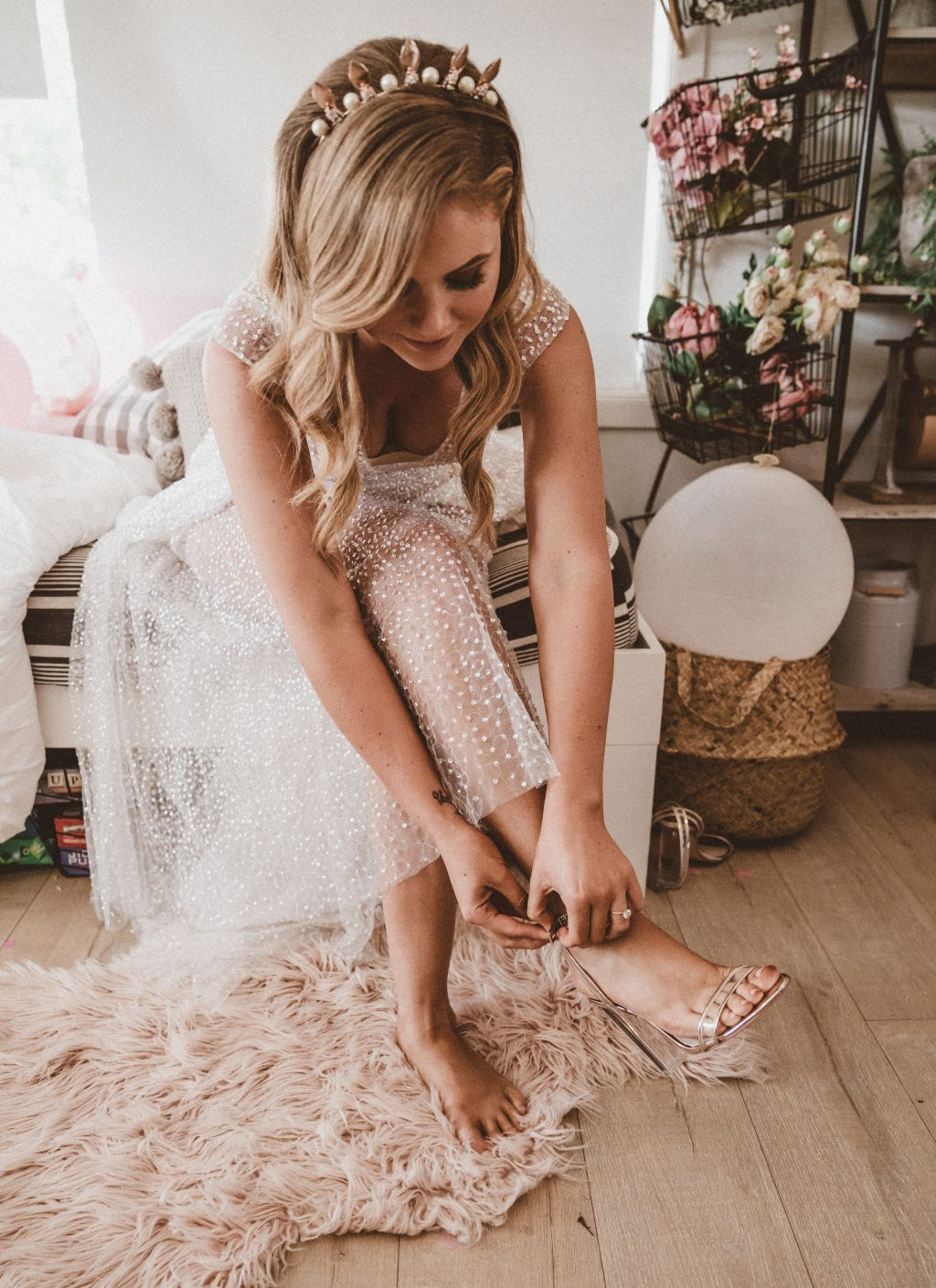 Coachella Inspired Festival Themed Wedding At The Beach