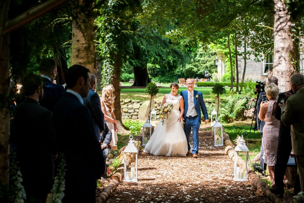 Wedding Venue: Eshott Hall in Northumberland