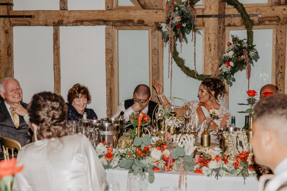 Chic and Colourful Circus Wedding with The Greatest Showman Vibes