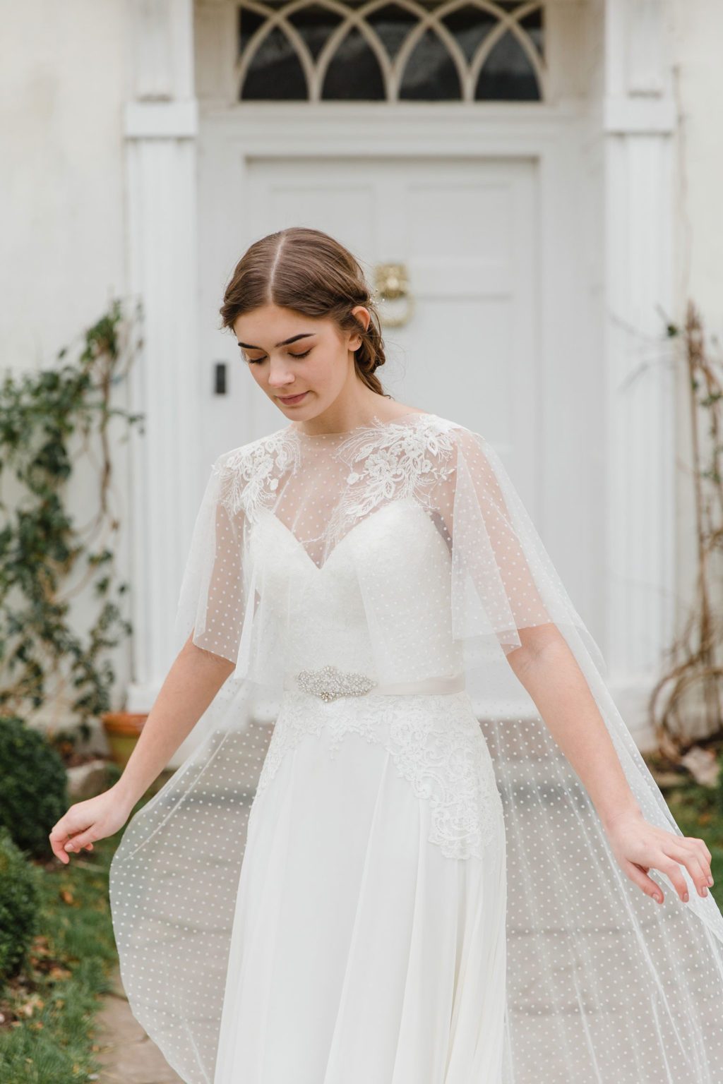 Fairy Garden Wedding With Coloured Wedding Dresses And Ethereal Vibes