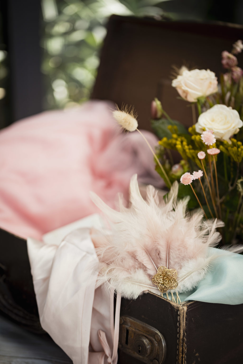 Romantic Italian Wedding - Great Gatsby Meets Downton Abbey