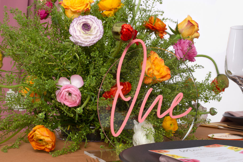 Vibrant Floral Wedding Inspiration with Contemporary Mexican Vibes