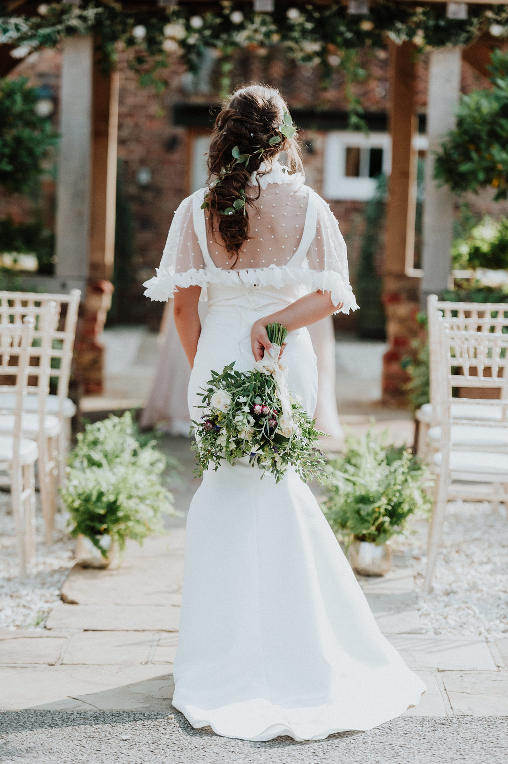 Secret Garden Wedding Inspiration at Hornington Manor