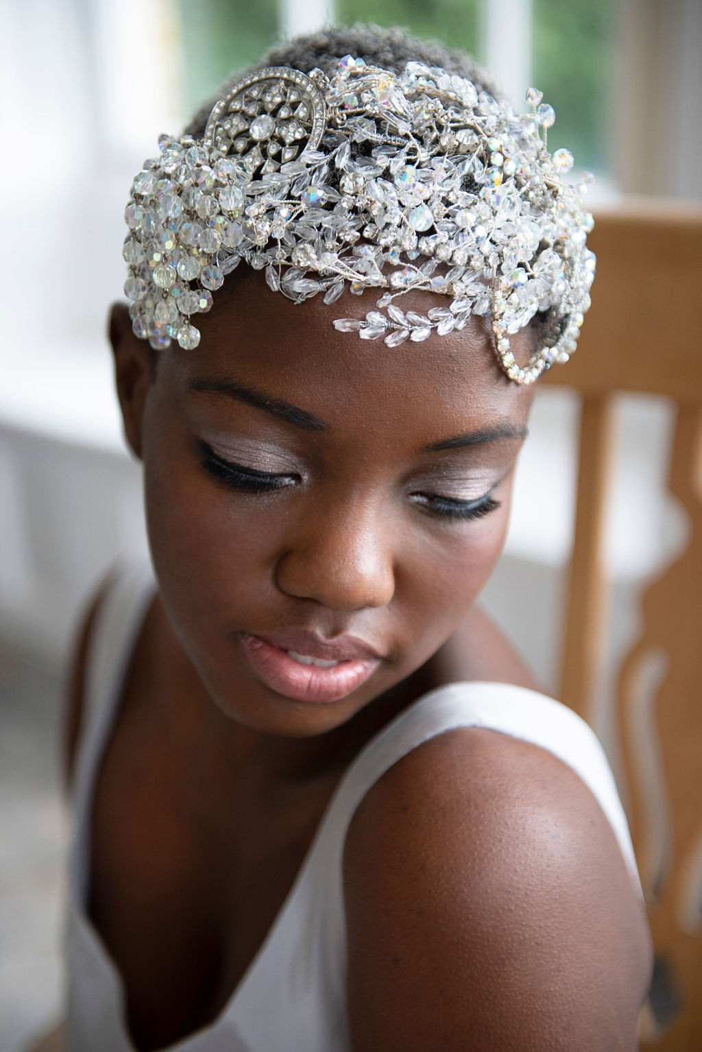 Alternative Wedding Head Piece and Accessory Ideas For The Creative Bride
