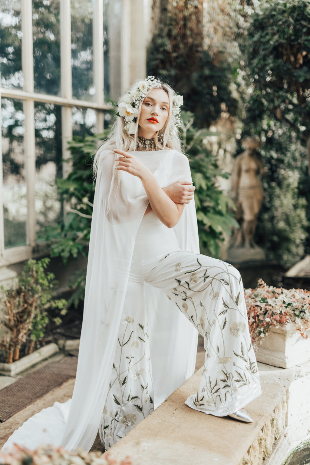 Ethical Wedding Dresses by Bowen Dryden: The 'Rebel Rose' Collection