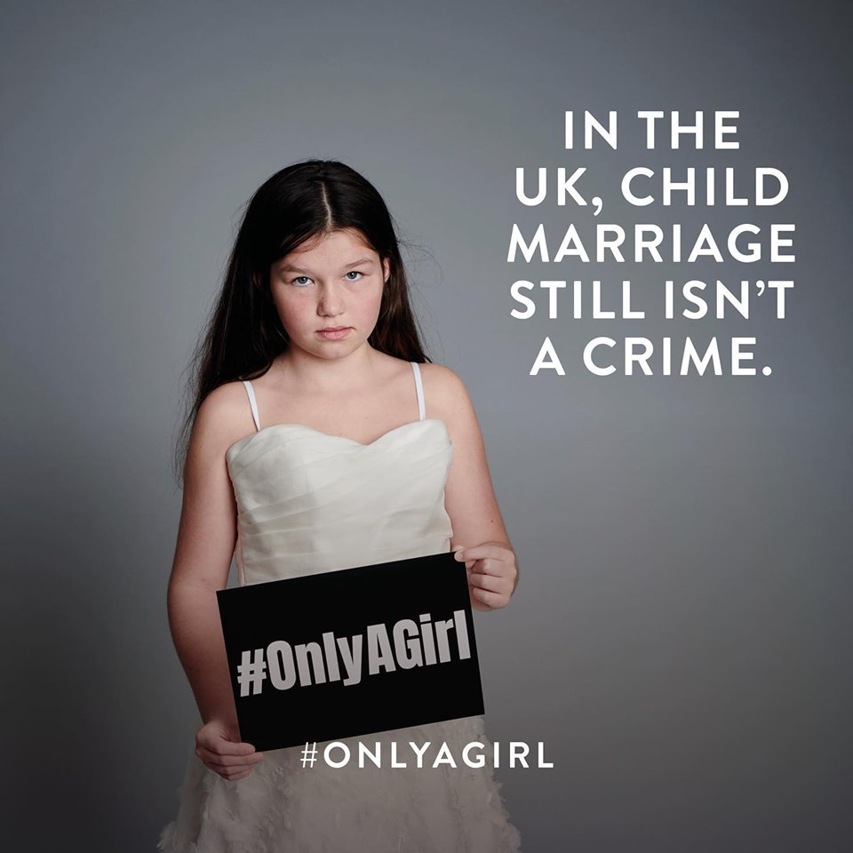 Now Is The Time To Stop Child Marriage in The UK and Beyond