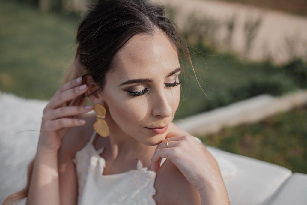 Destination Wedding in Portugal With Sophisticated Chic Styling
