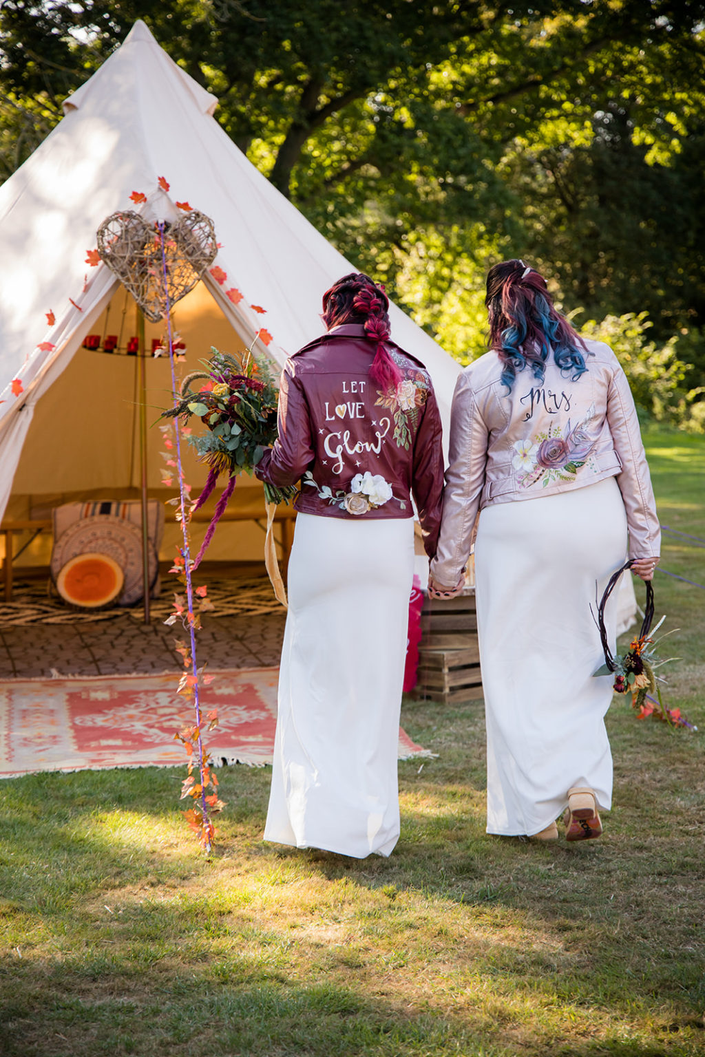 Autumnal Bonfire Wedding at Blacknest Country Club, Essex