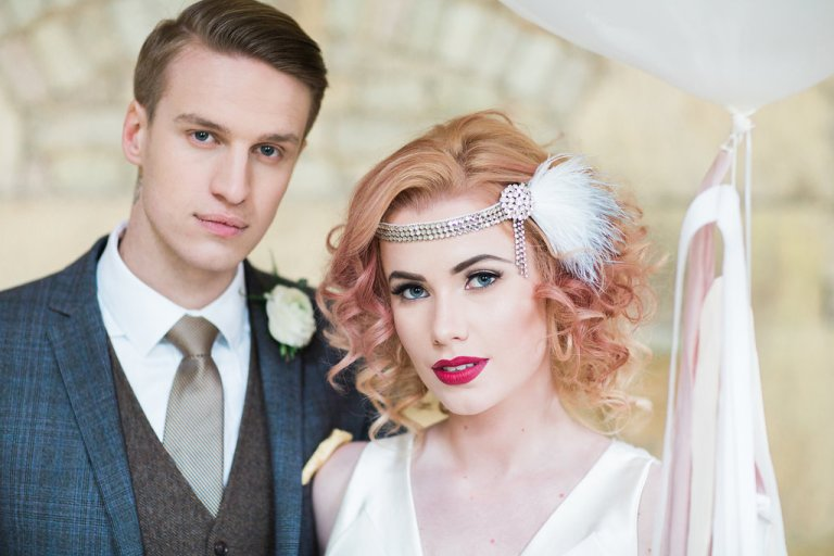Magpie Wedding's Top 1920's Vintage Wedding Must Haves