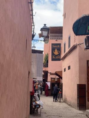 Marrakesh Honeymoons- the perfect mini moon or pamper weekend destination at Riad Spice