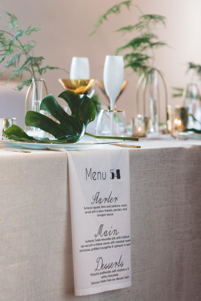 City Chic Wedding At The Castlefield Rooms Manchester