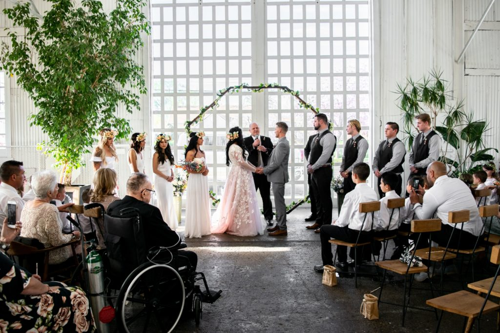 The International Day of Acceptance; Planning an Accessible Wedding