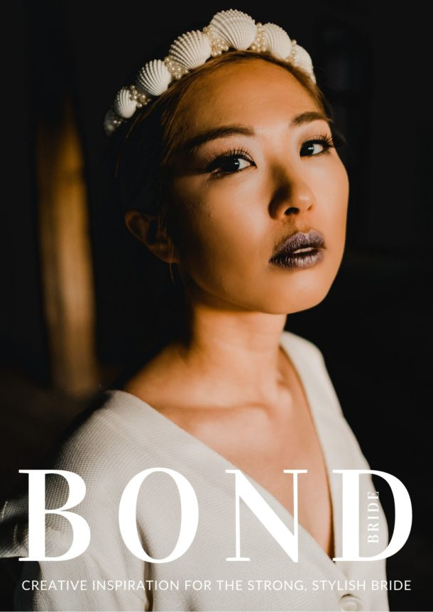 BOND Bride Magazine Issue 3 - Alternative & Ethical Wedding Magazine by Magpie Wedding