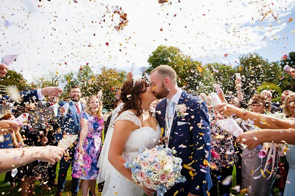 Adamapple confetti coming to the Manchester Wedding Fair