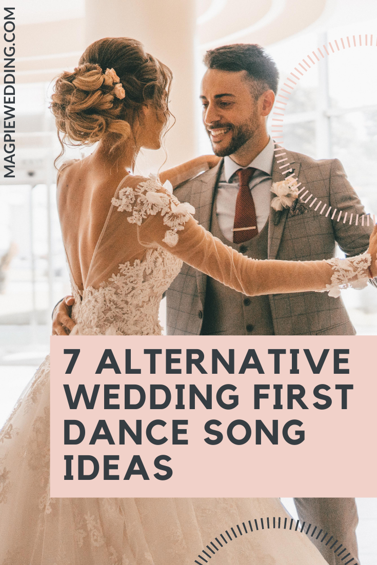 7 Alternative First Dance Songs From Our Free Spotify Playlist