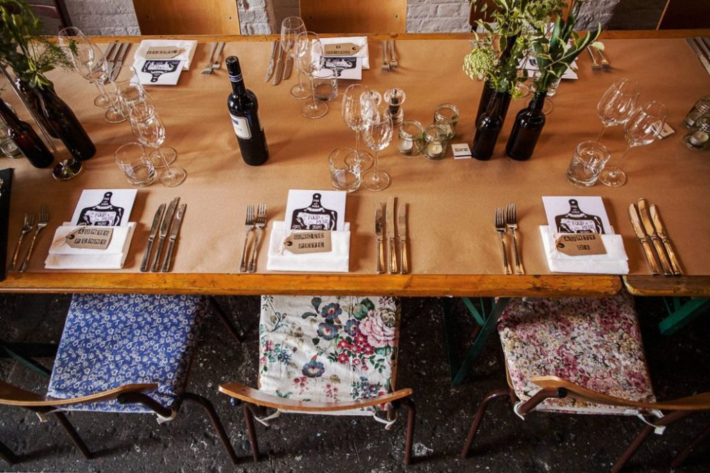 From Ribbons To Foliage - Creative Styling Ideas For Your Wedding Chairs