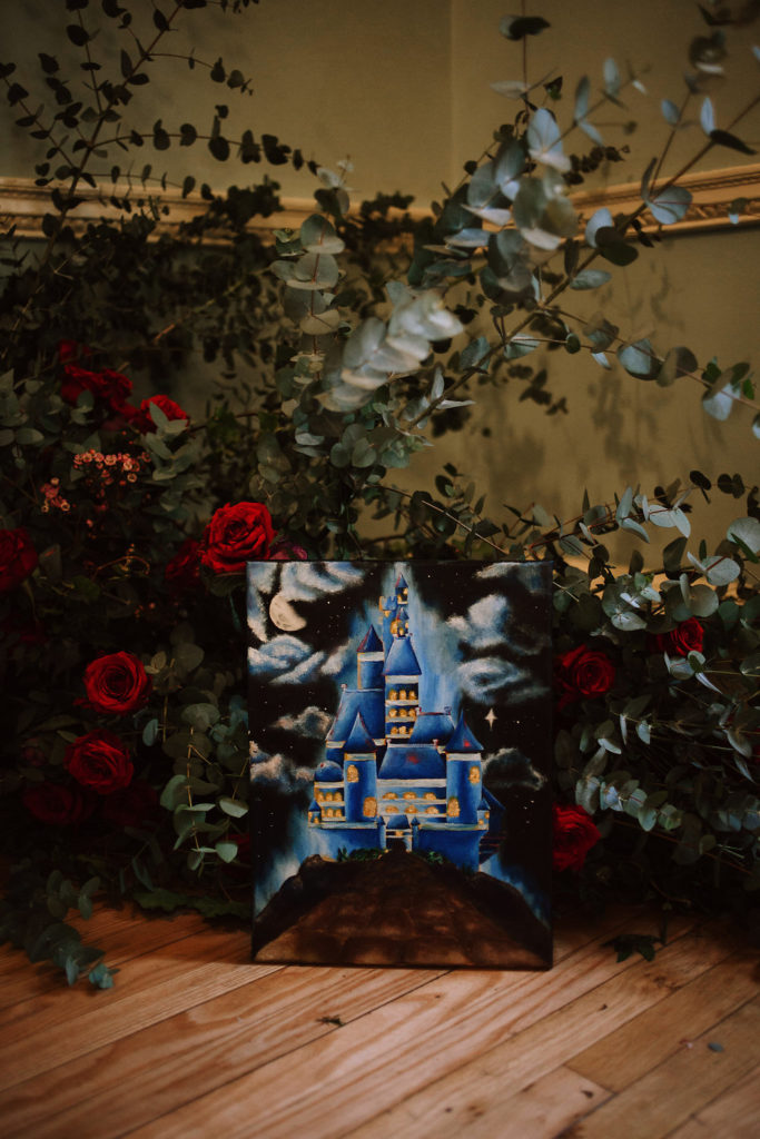 Beauty And The Beast Wedding Inspiration at Dartmouth House