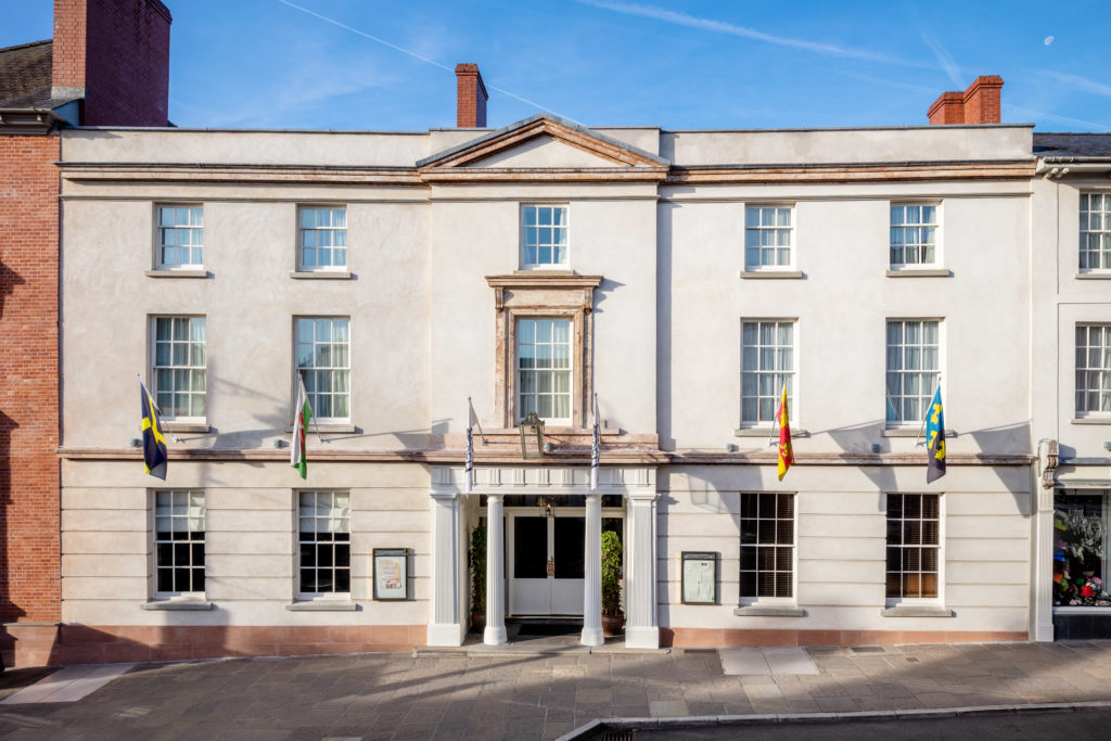 Venue Spotlight: The Angel Hotel, Abergavenny, Wales