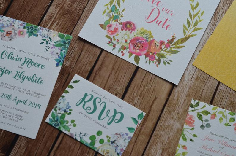 Our Favourite Spring Wedding Ideas For Your Easter Wedding
