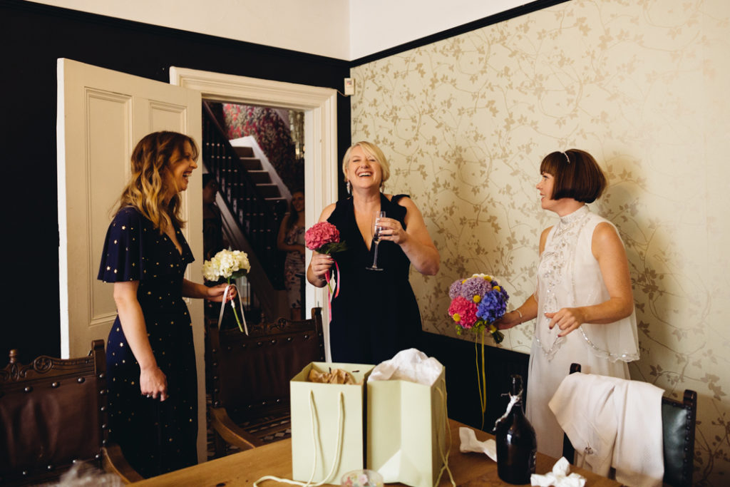 Northern Cool Vintage City Wedding at Manchester Hall