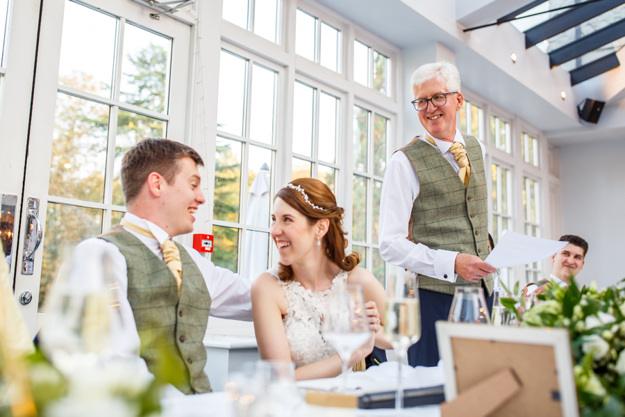 Father of the Bride wedding speech top tips