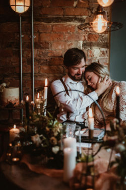 Industrial meets Natural - A St Neots Elopement (Image by Thyme Lane Photography)