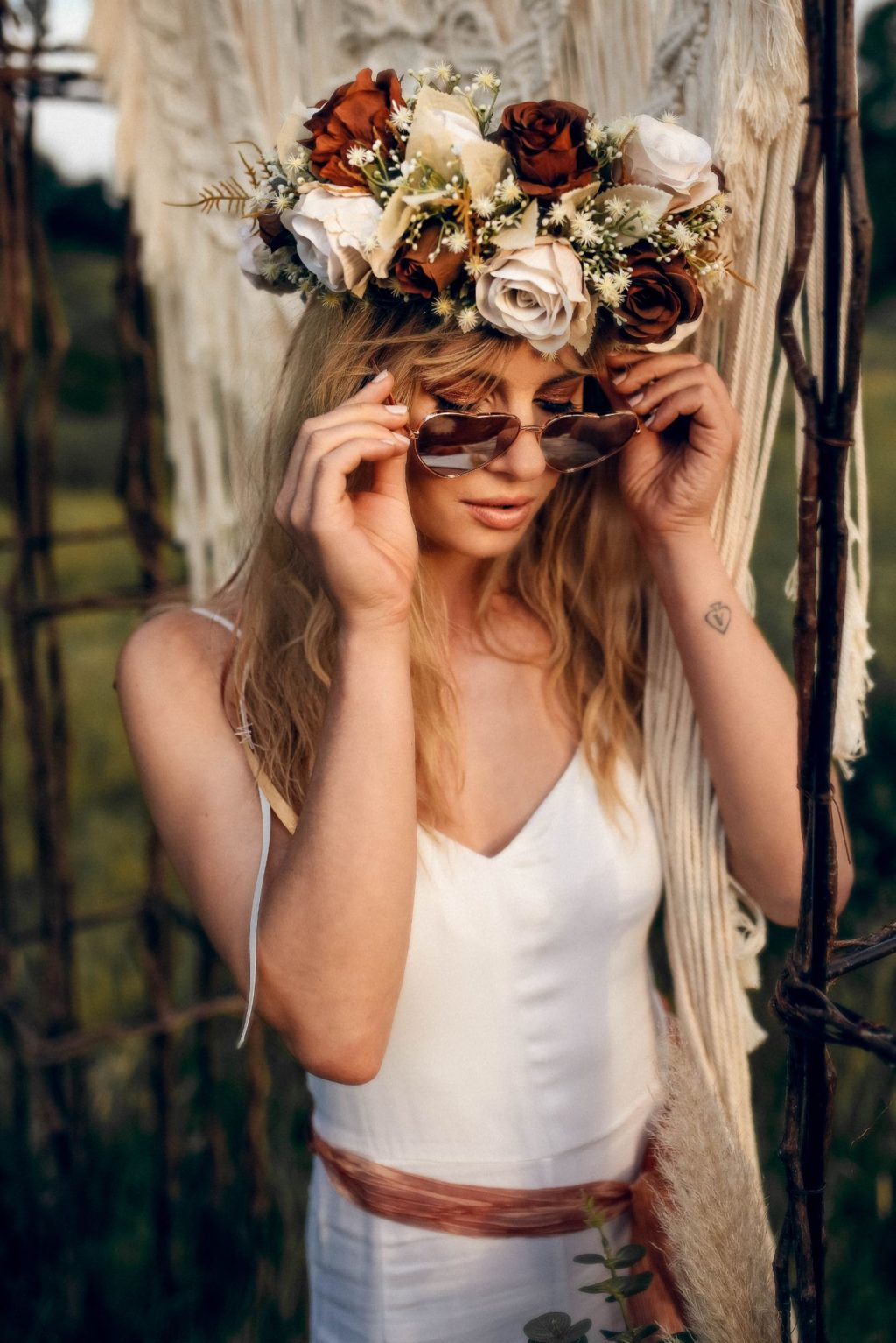 From Sunrise To Sunset; Five Alternative Bridal Looks For Your Wedding Day