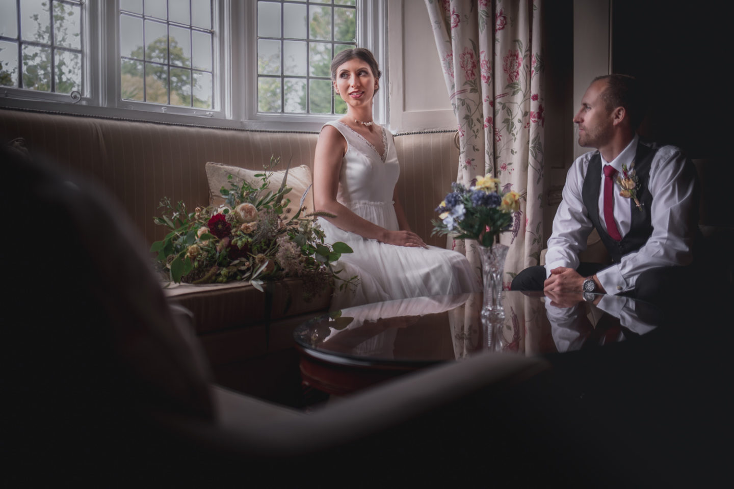Rustic Intimate Wedding With Romantic Vibes at Findon Manor