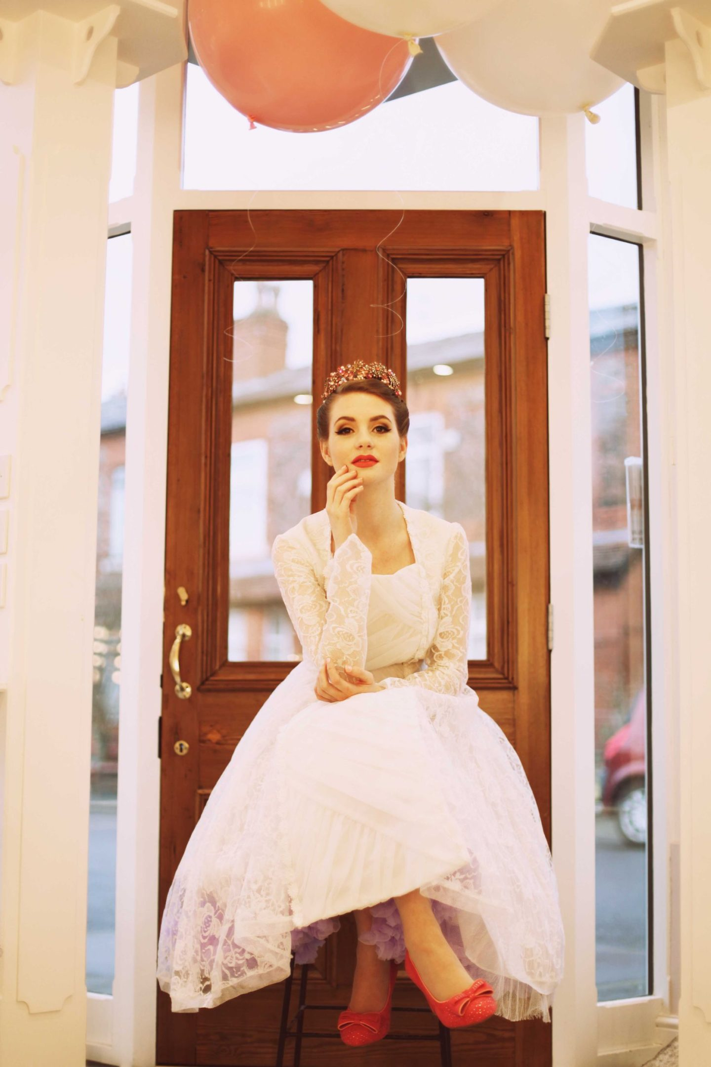 Vintage Wedding Dresses; 5 Bridal Looks For Your 1950's Wedding