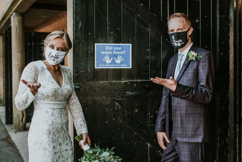 How To Create Perfect Wedding Makeup That Lasts When Wearing A Mask