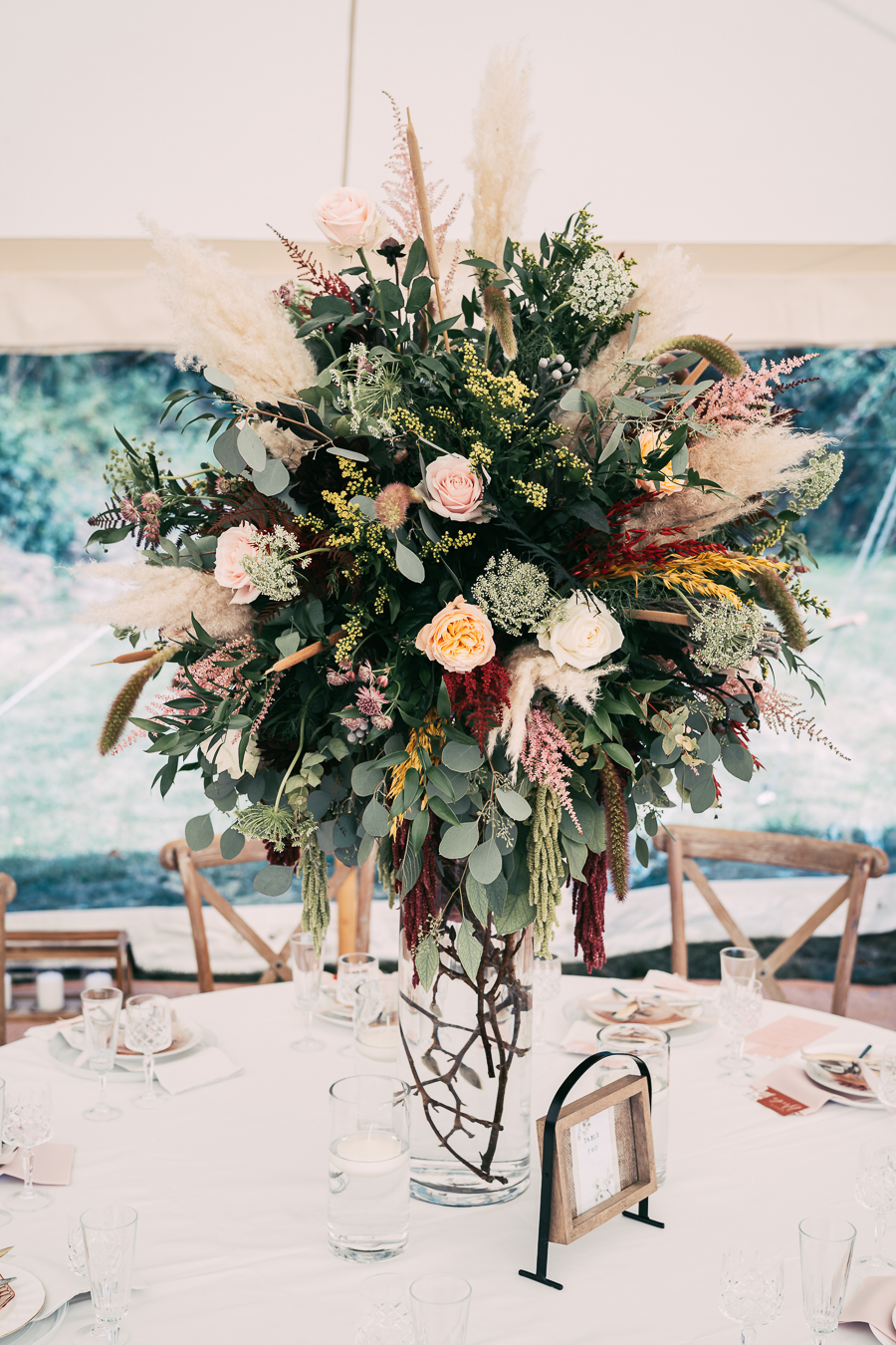 Outdoor Boho Tent Wedding With Relaxed Vibes The Quill Kent