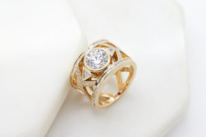 Gender Inclusive Engagement Rings By Taylor and Hart