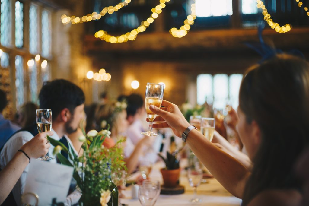 Our Top Tips for A Successful Wedding Seating Plan