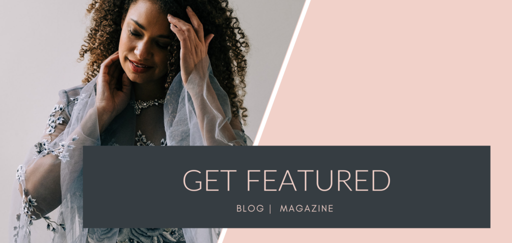 Get Featured on Magpie Wedding