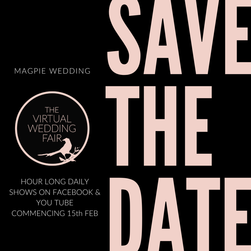 The Virtual Wedding Fair with Magpie Wedding