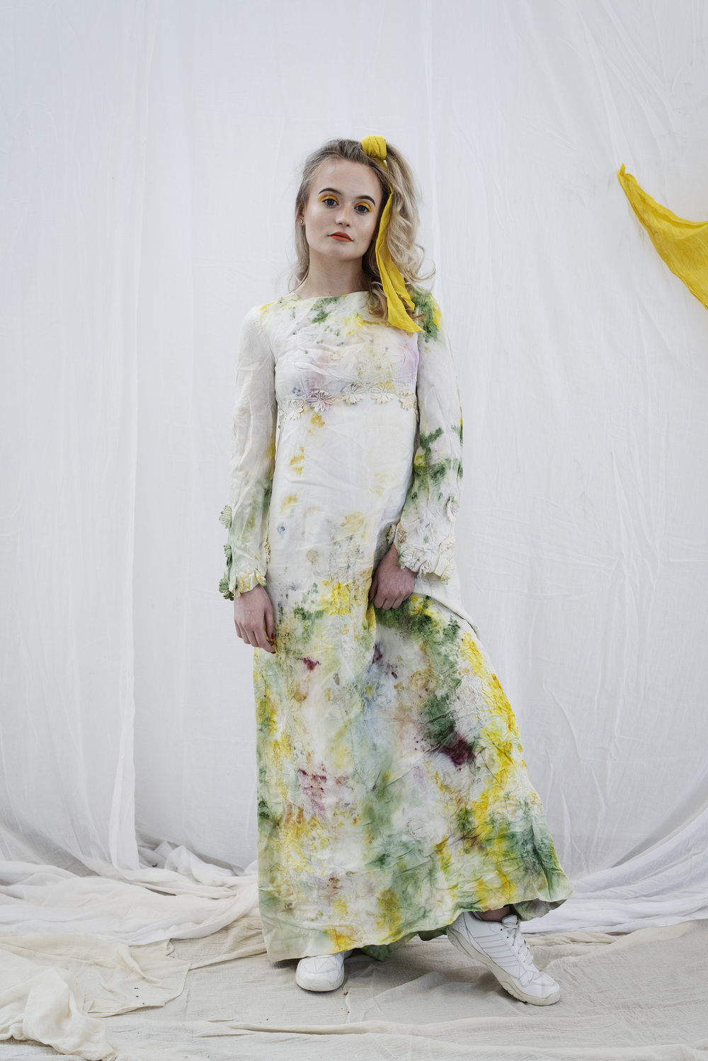 Yellow and Grey Wedding Ideas; Pantone Colour of The Year 2021