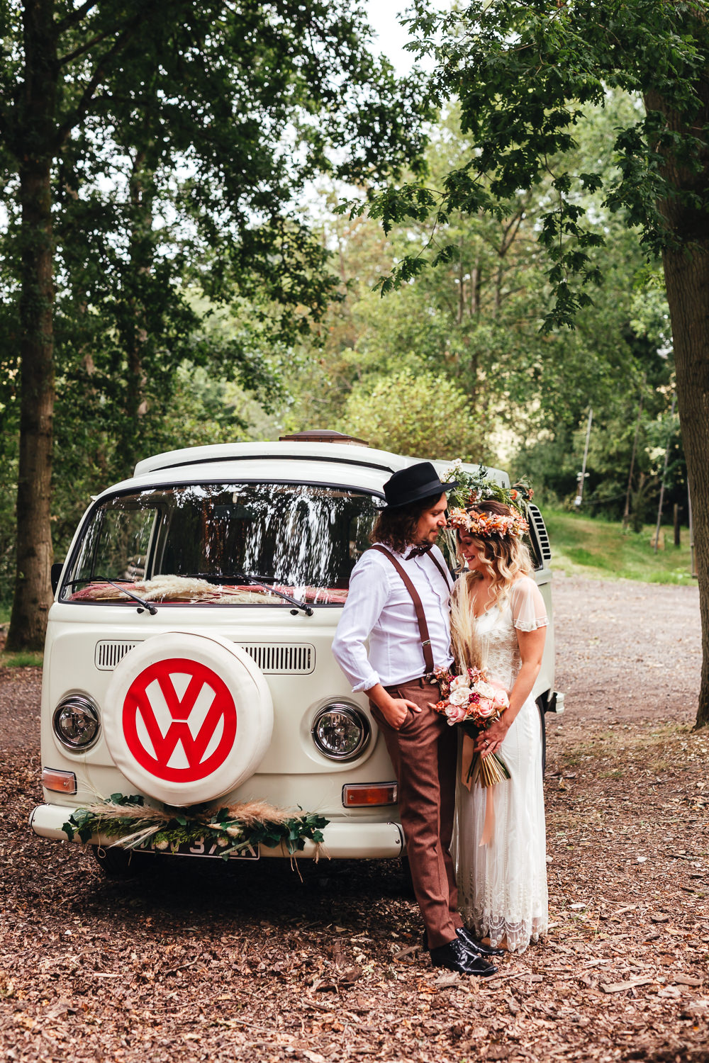 Outdoor Wedding With Boho Vibes At Wasing Park Estate, Berkshire
