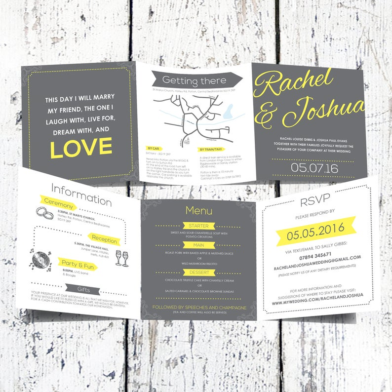 Grey and Yellow Wedding Ideas; Pantone Colour of The Year 2021