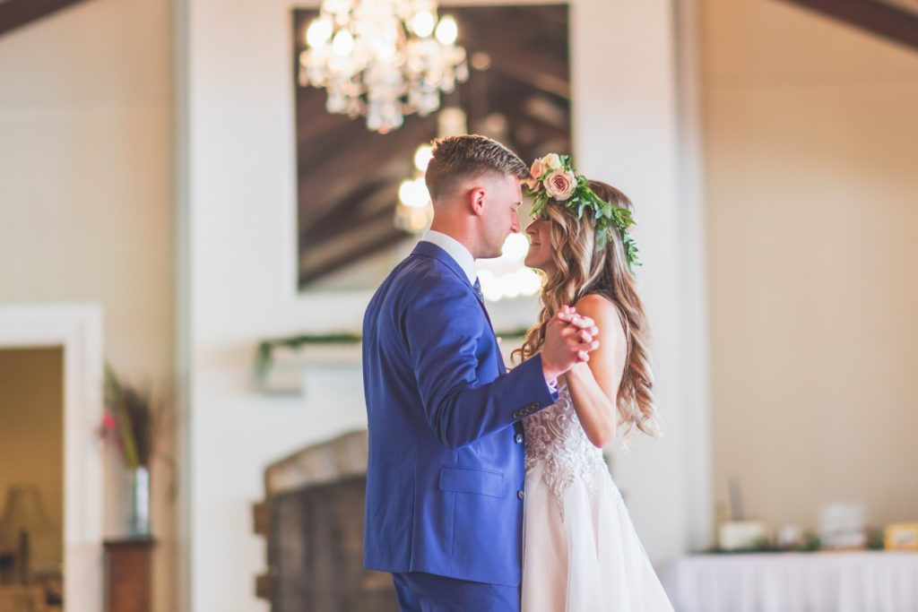 Top Tips For Picking The Perfect First Dance Song On Your Wedding Day