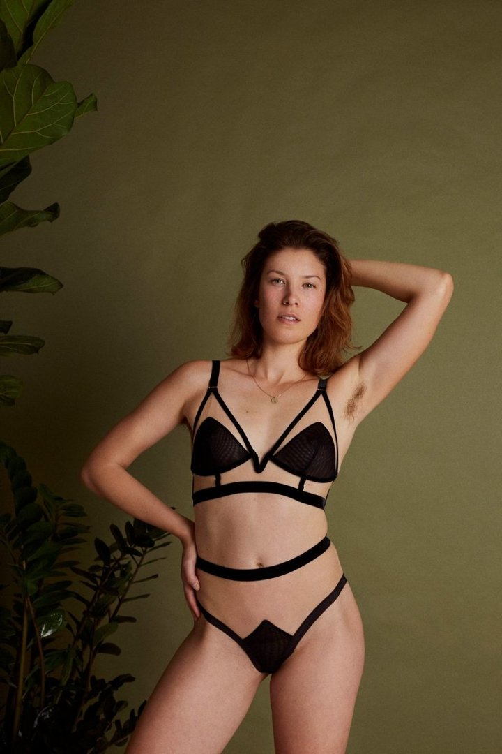 The Underargument, Modern Bridal Lingerie For Your Wedding Day