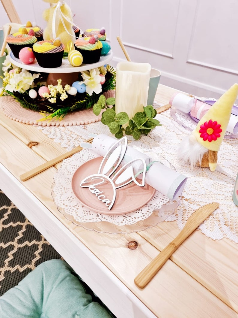 5 Creative Styling Ideas For Your Easter Wedding