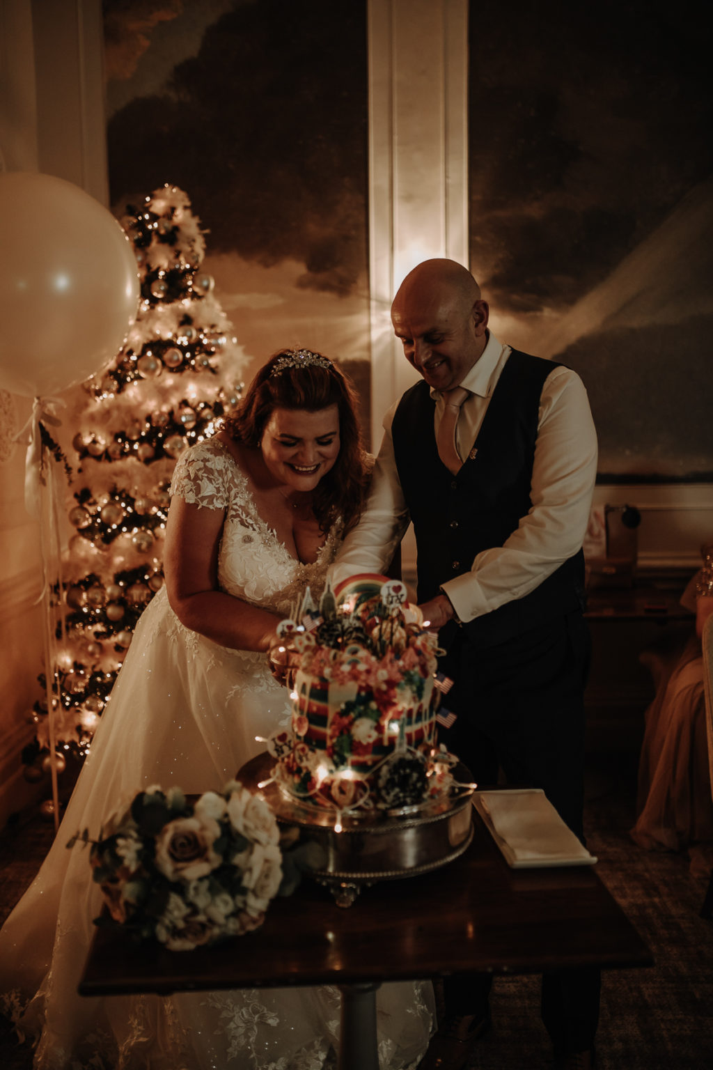 Romantic Micro Wedding At The Belsfield Hotel, Lake District